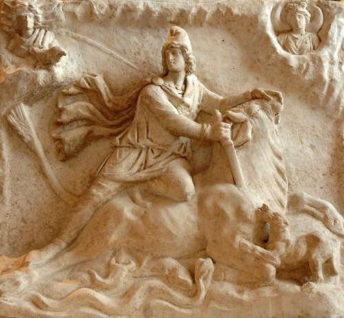 650px-Mithras_tauroctony_Louvre_Ma3441b.jpg